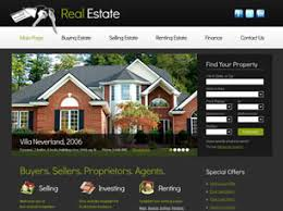 Free Real Estate Website Templates (27) | Free CSS