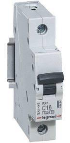 <b>Выключатель автоматический однополюсный RX3</b> 4,5 кА C 25 А