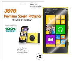 !#JOTO Premium <b>Screen Protector Film HD</b> Ultra Clear (Invisible) for ...