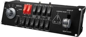 <b>Блок переключателей Logitech</b> G Saitek Pro Flight Switch Panel ...