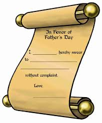 father s day fill in date contract blank contract out dates