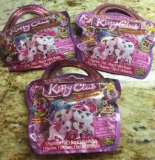 <b>Kitty Club</b> Foil слепой Bags игрушка <b>фигурка</b> коллекционера ...
