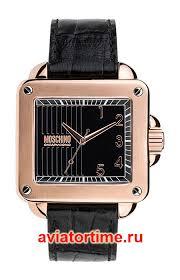 <b>Женские</b> наручные <b>часы Moschino</b> MW0278 Unit Square