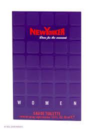 <b>Туалетная вода</b> 30 мл <b>NEW YORKER</b> 1734145 купить за 780 ₽ в ...