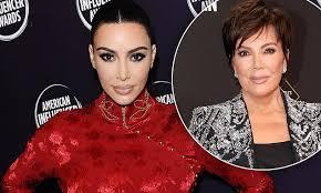 Kim Kardashian mad with Kris Jenner over <b>Karl Lagerfeld</b> shoot ...