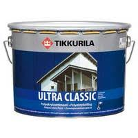 Ультра Классик <b>краска</b> для дома - НОВИНКА! - <b>Тиккурила</b> - <b>Tikkurila</b>