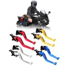 <b>1 Pair</b> Alloy Brake Handle Universal Fit for <b>Motorbike</b> Modification ...