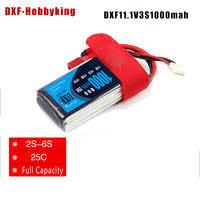 DXF <b>11.1V 3S</b> Lipo Battery