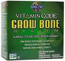 Garden your life Vitamin Code Grow Bone System 30 day supply