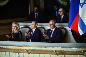 Netanyahu's Putin campaign alienates Israel's Russian-speaking ...
