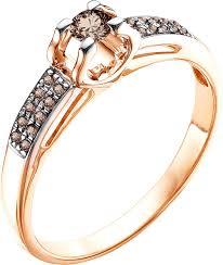 <b>Кольца Vesna jewelry 1489-156-09-00</b> за 19 860 ₽