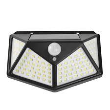 Buy Tomshoo-100LED <b>Solar</b> Wall <b>Light</b> Motion Sensor <b>Light Human</b> ...