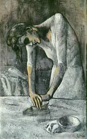 w ironing paintings cupcake english blog pablo picasso