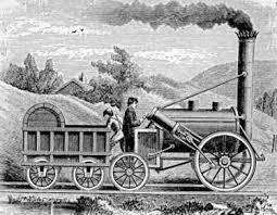 Resultado de imagen para Diligencias y Ferrocarriles antiguos