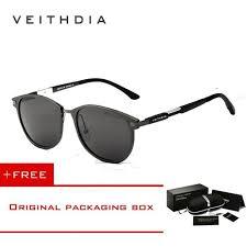 Shop Generic <b>VEITHDIA Unisex Retro Aluminum</b> Magnesium ...