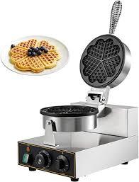 VBENLEM 110V Commercial Waffle Maker Nonstick ... - Amazon.com