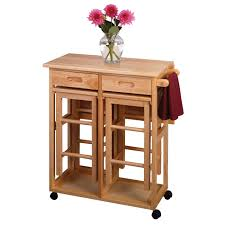 leaf kitchen cart: kitchen cart rustic kitchen cart table