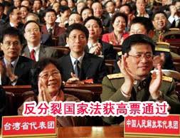 「反分裂国家法」の画像検索結果
