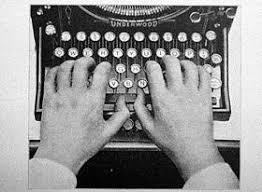 instrumento da escrita