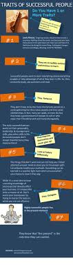 traits of successful people infographic good advice to help you traits of successful people infographic good advice to help you get started in your