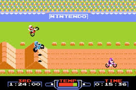 Excite Bike (Mame)