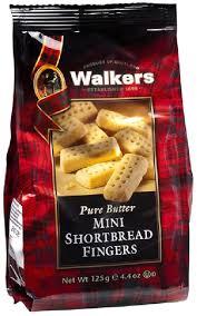 <b>Walkers</b> Мини-<b>печенье песочное</b> пальчики, 125 г — купить в ...