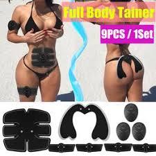9PCS/Set <b>EMS Trainer</b> Hip Lifter Enhancer Muscle Training <b>Abs</b> ...