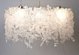 designing light fixtures from recycled materials artistic lighting fixtures