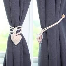 10 Types <b>Creative</b> Curtains Tieback <b>Magnetic</b> Curtain Holder ...