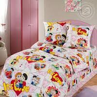 Купить <b>постельное белье</b> для детей из <b>бязи</b> 1,5 спальный (КПБ ...