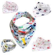 1pieces Cotton new Baby babador <b>bandana bibs</b> for babies Scarf ...