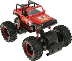 Машинка 1TOY Hot Wheels <b>Монстр</b>-<b>трак фрикционный</b>, масштаб ...