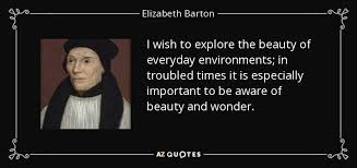 Finest eleven trendy quotes by elizabeth barton images Hindi via Relatably.com