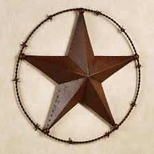 metal star wall decor: small rustic metal plasma uquot star decorative wall decor