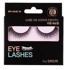 The Saem <b>Накладные ресницы Eyelashes</b> 7 — купить по ...