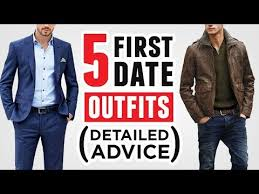 <b>Wear</b> THIS On A First Date (5 Outfits Detailed Advice) - YouTube
