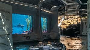 '<b>Jurassic World</b>' ride: Universal Studios Hollywood's new terror