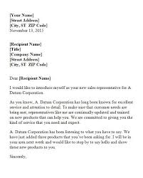 letter of introduction templates  amp  examplesletter of introduction template