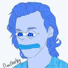 Memes Vault Sad Frog Memes – Harry Styles via Relatably.com