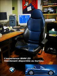 z3 office chair conversion bmw z3 office chair seat converted