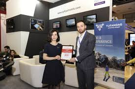 gilan holding linkedin gilan holding had been awarded a certificate for the best corporate presentation at 16th international travel tourism fair