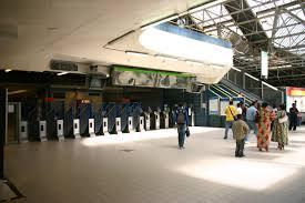 Gare d'Évry - Courcouronnes