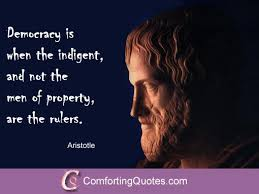 Aristotle Democracy Quotes. QuotesGram