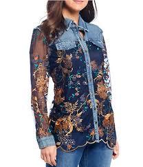 Women's Casual & Dressy Blouses | Dillard's