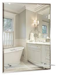 <b>Зеркало</b> Mixline <b>Модерн</b>-Люкс 525016 49.5x68.5 см без рамы ...