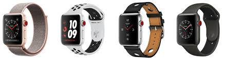 Apple Watch Series 3 - Technical Specifications