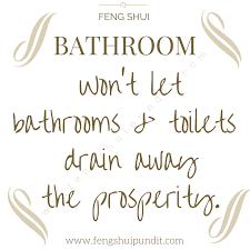feng shui bathrooms bedroom face kitchen bad feng shui