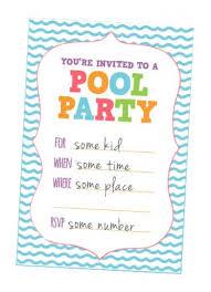 pool party invitations gangcraft net pool party invitations sndclsh party invitations