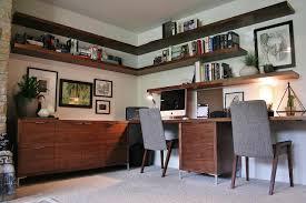 mid century modern home office ideas century office