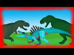 <b>Dinosaurs</b> Cartoons Battles: <b>Red</b> Eye King vs <b>Iron</b> Claw ...